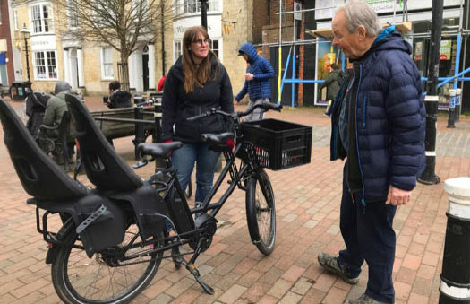 Spotlight on….Cycle Lewes