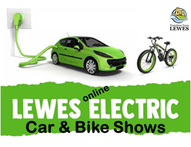 Lewes Electric Car and Bike Show