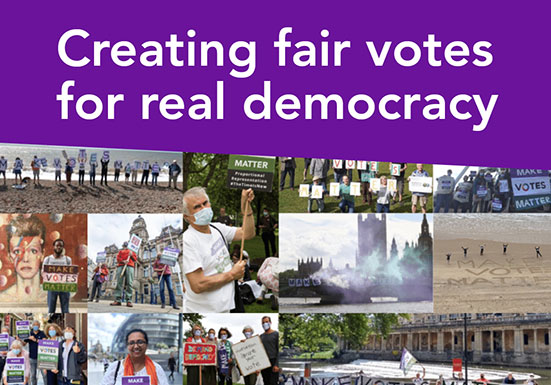 Webinar: Creating Fair Votes for Real Democracy