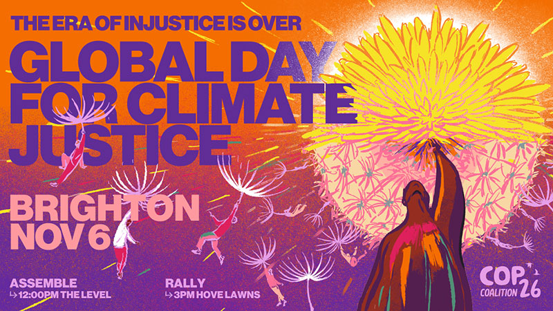 Global Day of Action for Climate Justice