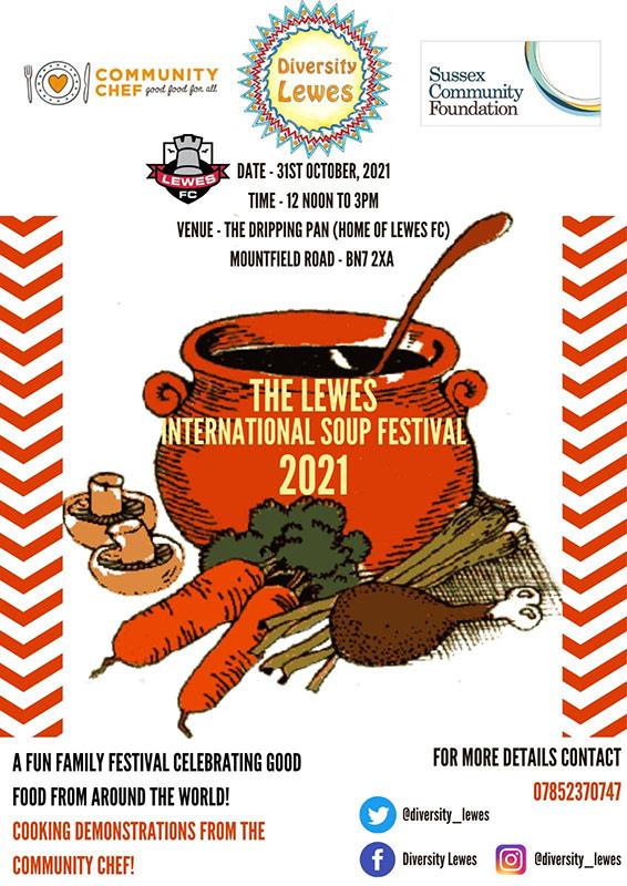 Lewes soup festival